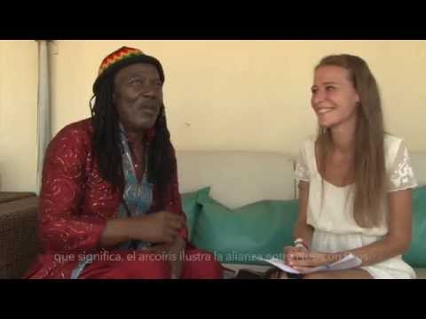 Alpha Blondy Positive Energy exclusive interview full length