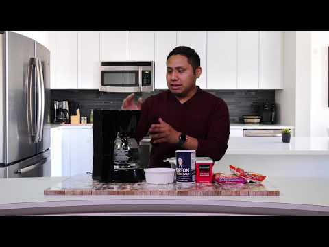 How to make Ramen in your coffee pot.
