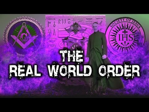 The Real World Order: JESUIT Conspiracy - Flat Earth Research