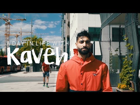 A DAY IN LIFE WITH KAVEH IN OSLO NORWAY | VLOG 152