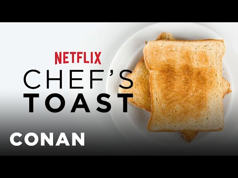 Netflix Is Greenlighting Everything   CONAN on TBS