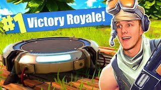 """How to use the NEW """"Launch Pad"""" in Fortnite: Battle Royale"""