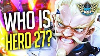 Overwatch - Who is hero 27? New defense hero?