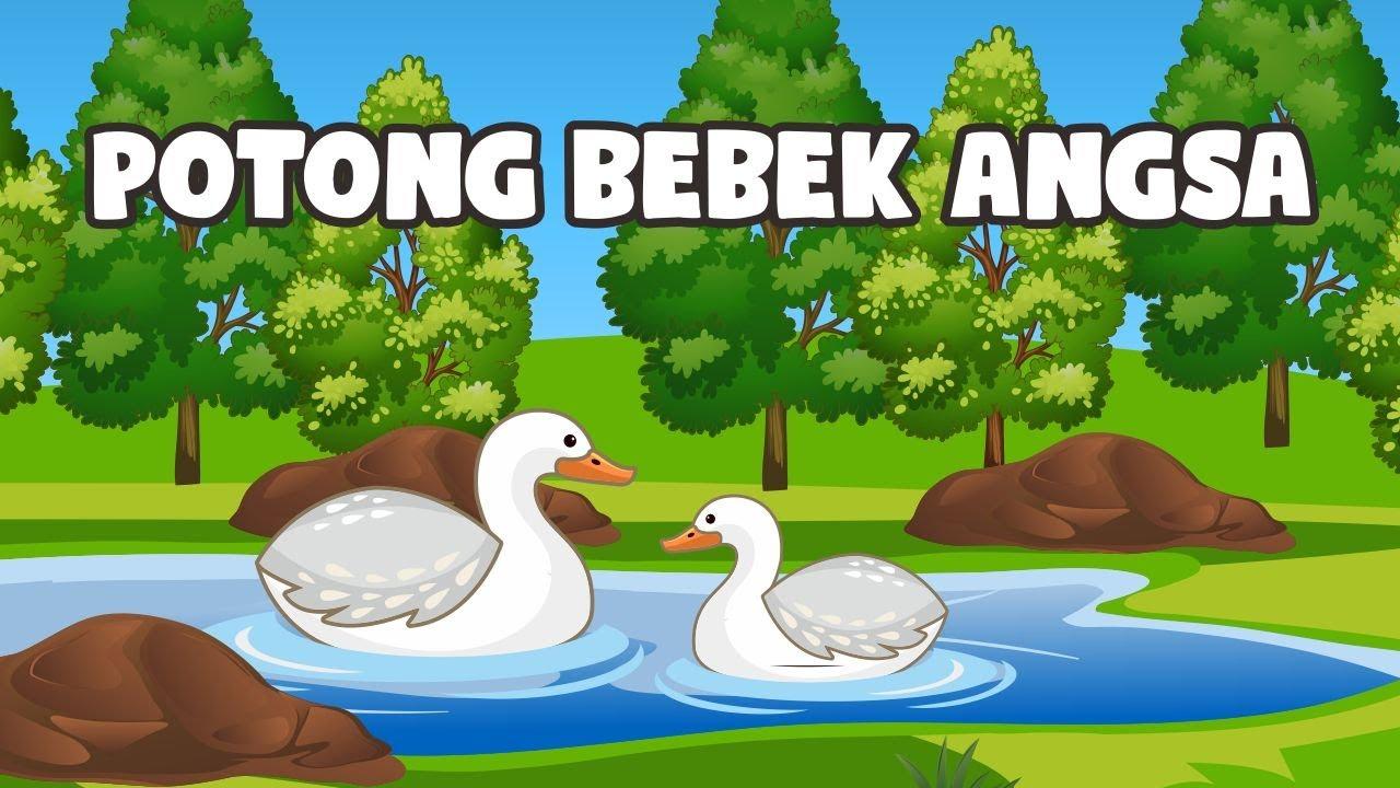 Potong Bebek Angsa | Lagu Anak | Nino Kids