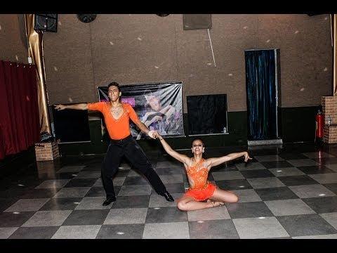 Baila Mundo - Cia Sabor Latino (Latin Party 25/01/2014)