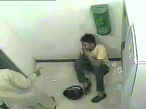 Karachi ATM Robbery Latest Video Habib Metropolitan Bank Ltd
