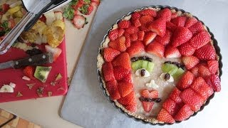 Queen Of Hearts - Alice In Wonderland Tart Recipe | Sweet Tarts