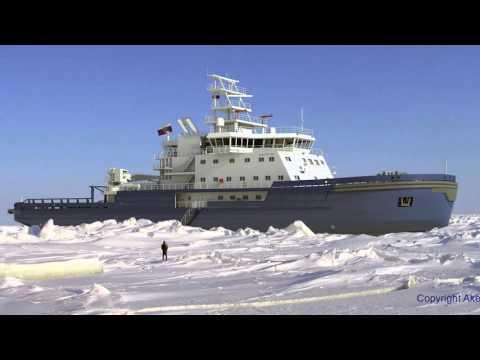 Meet the creator of world's most advanced port icebreaker