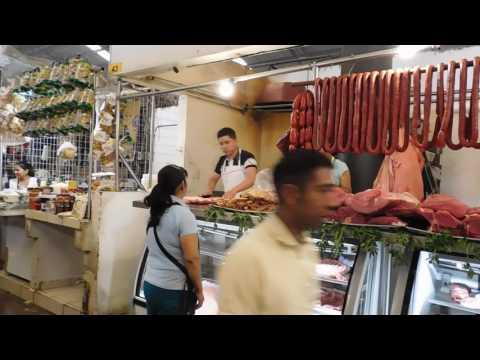 San Pedro Cholula Puebla Mexico: El Mercado 2017