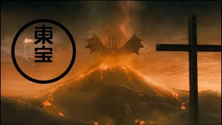 Ghidorah's Alpha Call Awakens Toho Kaiju (and Gamera)