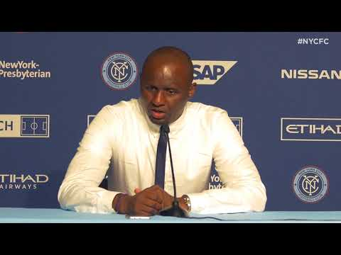 PRESS CONFERENCE | NYCFC vs. Kansas City | 09.06.17