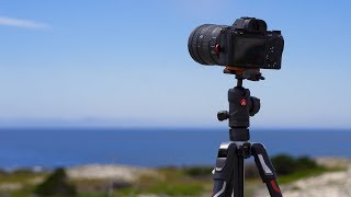 YOUR NEXT TRIPOD FOR YOUR SONY a7III a7RIII a9