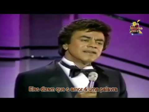 Johnny Mathis - Too Young Legendas BR