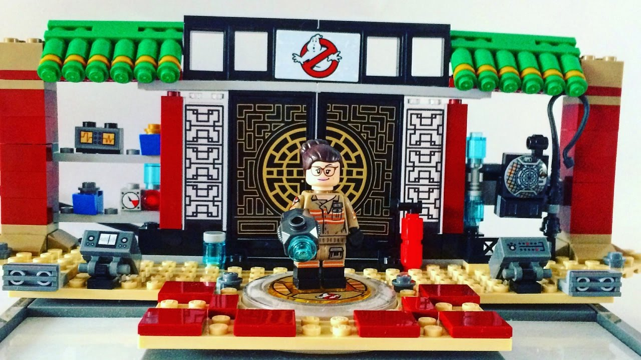 Lego Dimensions Zhu S Chinese Restaurant