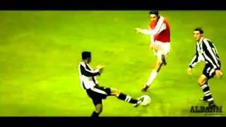 dennis bergkamp best goal ever vs newcastle hq