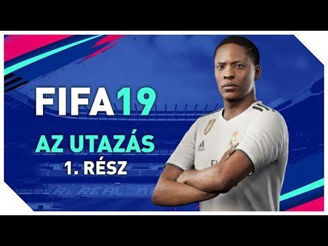 HUNTER UTOLSÓ TÖRTÉNETE 🐧 FIFA 19 | The Journey #1