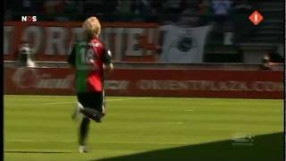 Björn Vleminckx (N.E.C.) All Goals Season 2010-2011