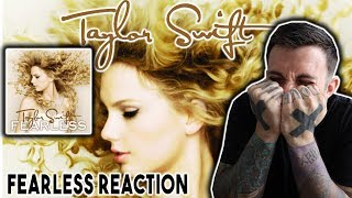 Taylor Swift - Fearless Album REACTION