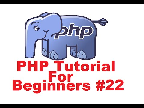 PHP Tutorial for Beginners 22 # Date and Time Functions