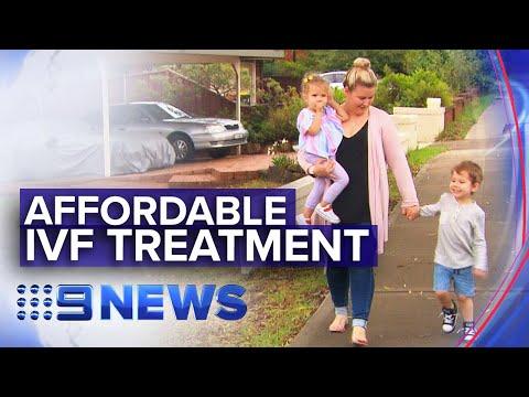 Treatment for IVF now thousands of dollars cheaper   Nine News Australia