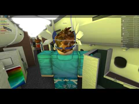 [ROBLOX]  Another flight with Air Australia!