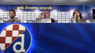 Michniewicz i Wieteska przed meczem z Dinamem