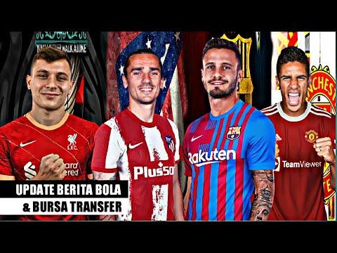 Berita Bola Terbaru Hari Ini \u0026 Bursa Transfer || Barcelona,Arsenal,Milan,Juventus,Emyu,Liverpool