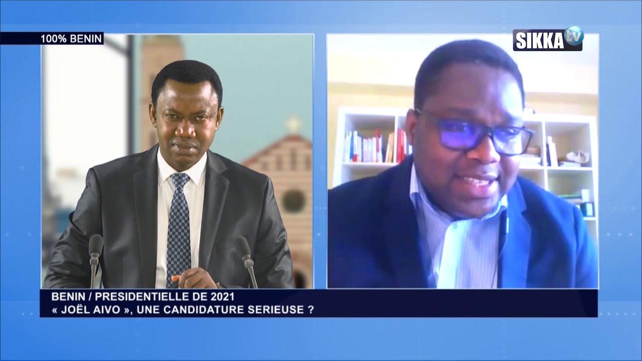 100 % BENIN  / PRESIDENTIELLE DE 2021