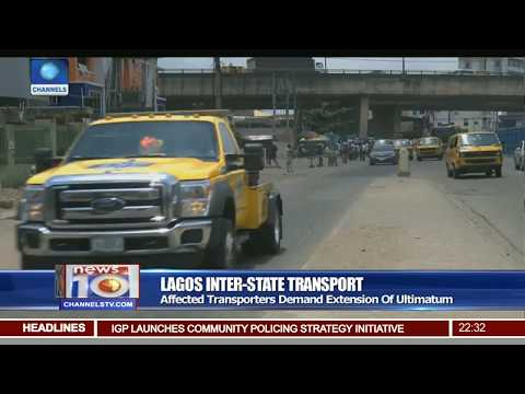 Lagos Inter-State Transport: Businesses Grounded At Jibowu Park Over Ban