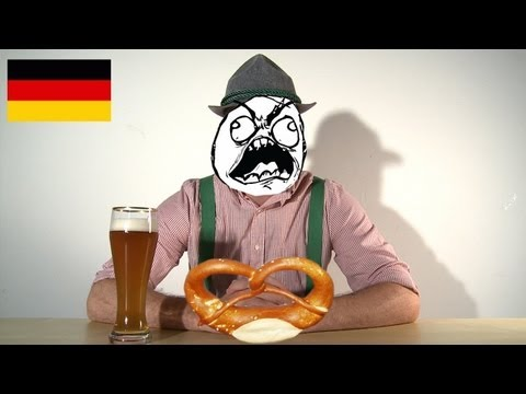 How German Sounds Compared To Other Languages || CopyCatChannel