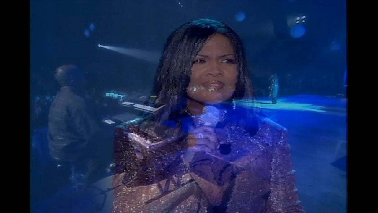 We Thirst For You Cece Winans Live In The Throne Room Youtube