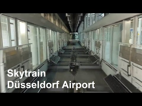 H-bahn Düsseldorf Flughafen