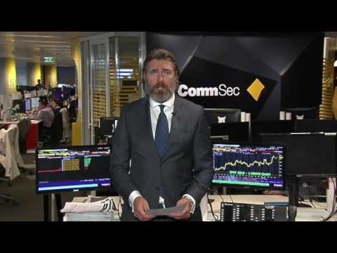 Market Close 12 Apr 17:Geopolitical tensions weigh on sentiment; Telstra slumps