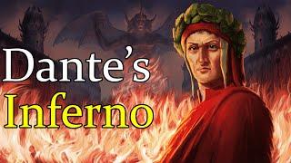 Dante's Inferno - A Summary of the Divine Comedy Pt. 1