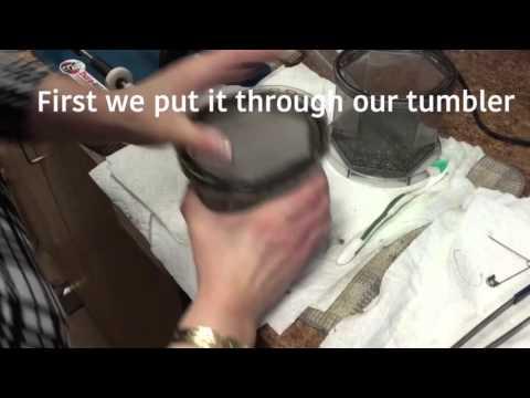 How we clean your Pandora bracelet