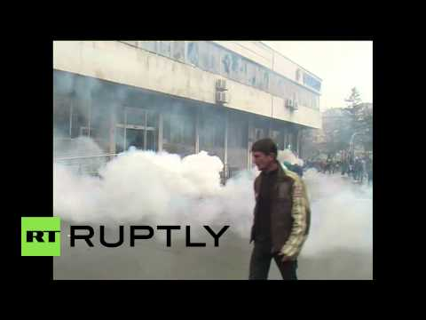 Bosnia and Herzegovina: Protest erupts in Tuzla over unemployment