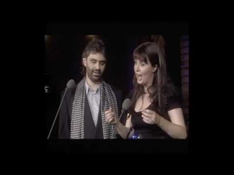 A night in tuscany. Andrea Bocelli y Sarah Brightman.2009 ...
