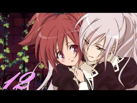 Anime Reactions: Strawberry Panic- Episode 12