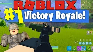 WE ARE UNBEATABLE IN THIS GAME - FORTNITE IN ROBLOX #10
