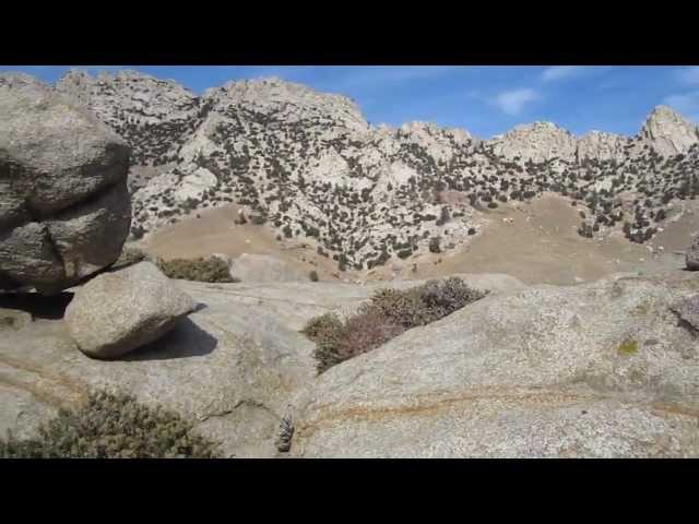 Indian Wells Canyon (Inyokern, CA)