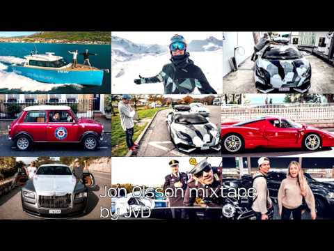 JON OLSSON MIXTAPE / BEST OF JON OLSSON VLOG MUSIC PART 1