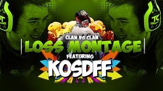 COD GHOSTS: CVC LOSS MONTAGE FT. @KOSDFF