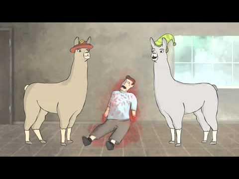 c4f8ebaffb8 Llamas with Hats - YouTube
