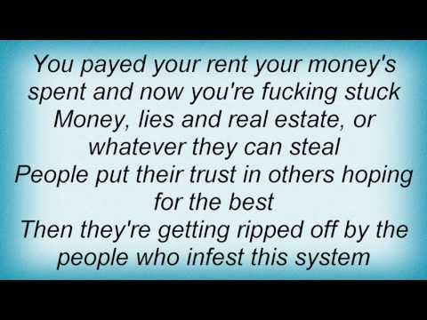 A Global Threat - Money, Lies And Real Estate Lyrics