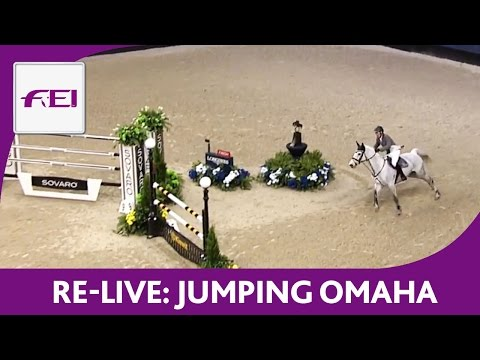 Re-Live | International Omaha Jumping Grand Prix Competition