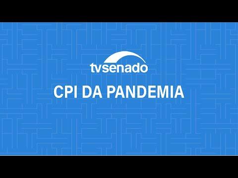 CPI da Pandemia ouve ministro da Controladoria-Geral da União, Wagner Rosário – 21/9/2021