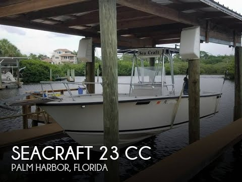 Used 1979 SeaCraft 23 CC for sale in Palm Harbor, Florida
