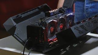 Мощный мини-ПК и GTX 1080 Ti?