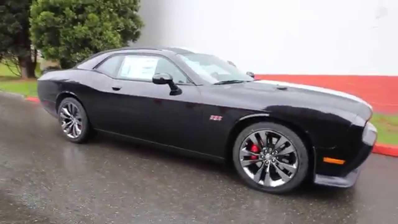 EH247133 2014 Dodge Challenger SRT8 SRT HEMI 6.4L V8 ...  EH247133 2014 D...