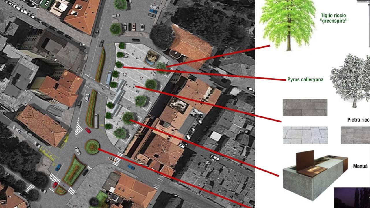 Riqualificazione urbana area di Porta Fiorentina e autostazione a Sansepolcro